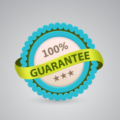 single label of 100% guarantee