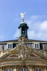 Spitze vom Schloss Münster