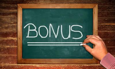 Kreidetafel - Bonus