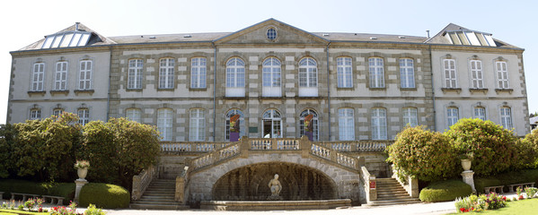 art gallery of Gueret