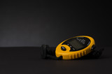 yellow stopwatch