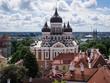 canvas print picture - Tallinn / Estland