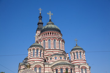 Annunciation Cathedral dome