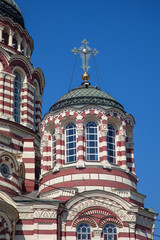 one dome Annunciation Cathedral