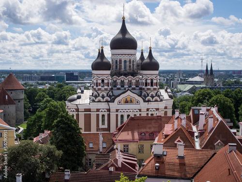canvas print picture Tallinn / Estland