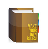 Make Your Own Rules book.