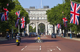 The Mall and Admiralty Arch in London