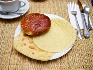 モロッコの食事