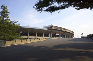国立競技場   	National Stadium