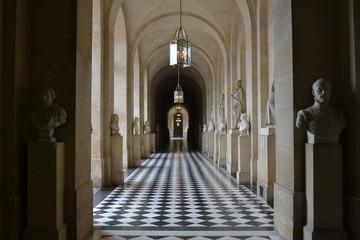 Pasillos de Versalles