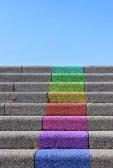 rainbow straiway