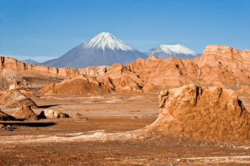 Moon Valley, Atacama, Chile