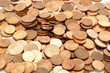 Donating lot of euro coins for important help in other countries