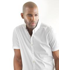 Modern male model