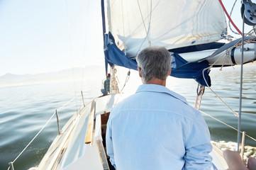 sea sailing man