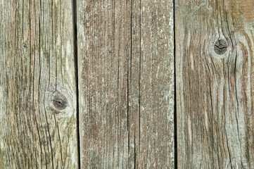 closeup of old wooden planks