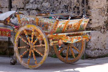Tipico carretto siciliano