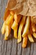 Fried potato.