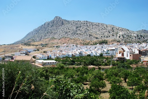 White village, Valle De Abdalajis, Spain © Arena Photo UK