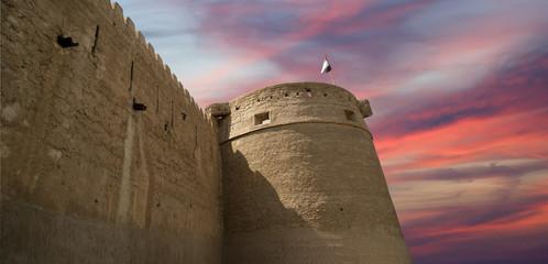 Old Fort. Dubai, United Arab Emirates (UAE)