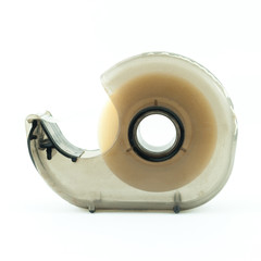 Scotch tape - Tape Holder on white background