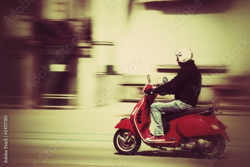 scooter retro
