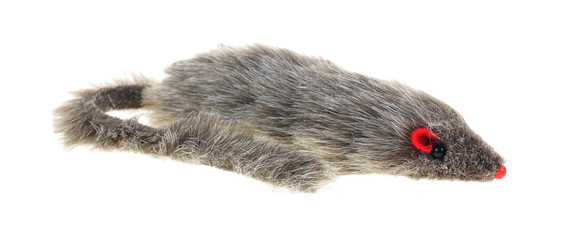 Ferret Cat Toy Side View
