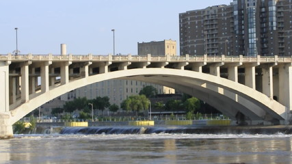 Minneapolis, Mississippi River