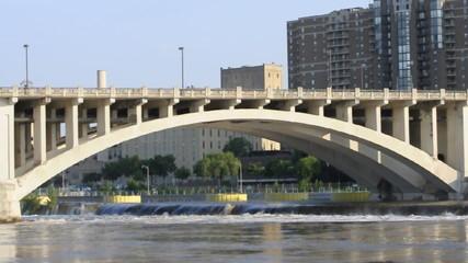 Minneapolis, Mississippi River