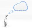 Gedanken Wolke