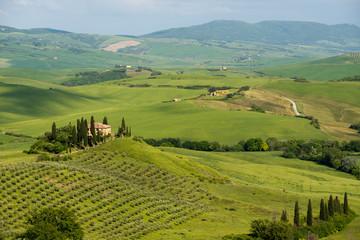 Tuscany, countryside, Italy
