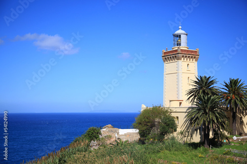 Lighthouse of Cap Spartel, Tangier Morocco
