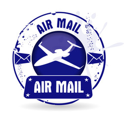 timbre air mail