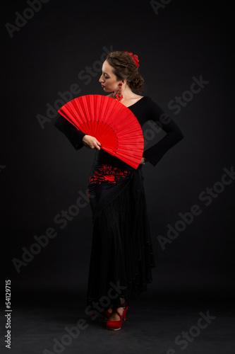 Fototapeten,flamenca,tanzenfeiern,traditional,spanisch