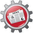 NEWS NEWSPAPER ICON