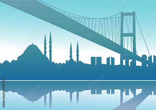 Yeni bir Istanbul  logosu