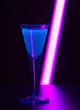 fluorescent drink