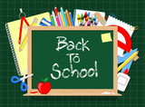 blackboard back to school items