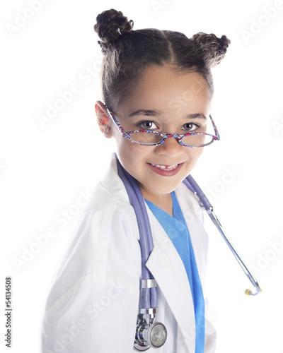 Playing Nurse
