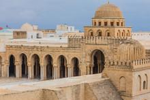 mosquée de Kairouan, Tunisie