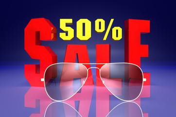 Sale 50 percent Glasses
