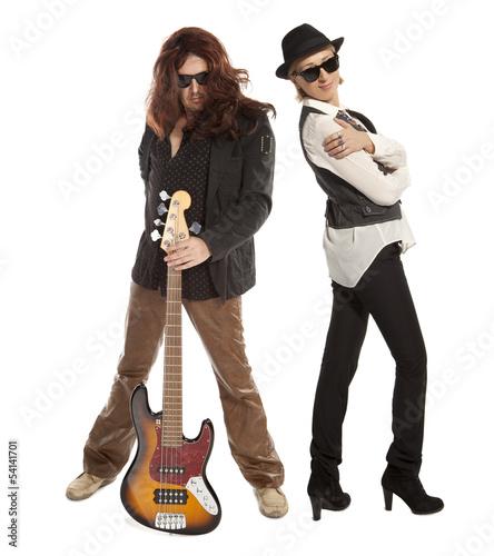 Couple duet