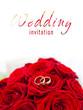 Fototapete Heirat - Hochzeitsreise - Blume