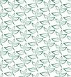 Tea. Pattern