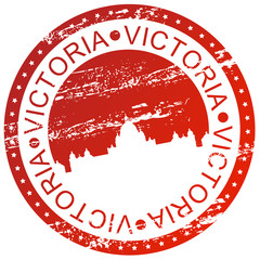 Stamp - Victoria, Canada