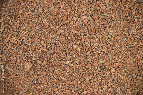 Color gravel background