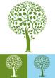 Baum stilisiert
