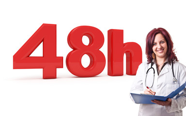 48 hours doctor
