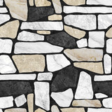 Wall stone pattern background.(High Res.)