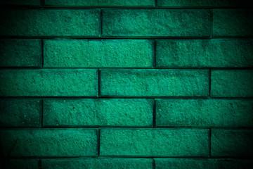 Facing brick background